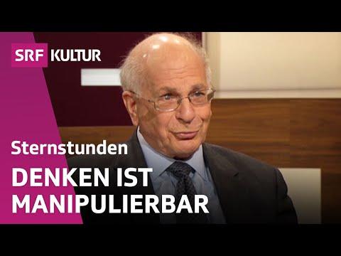 Daniel Kahneman im Gespräch über die Manipulation des Denkens   Sternstunde Philosophie   SRF Kultur
