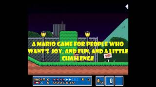 Super Mario Bros 2 Mega Mario X Trailer HD