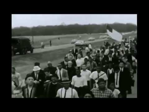 The March from Selma to Montgomery - 1965