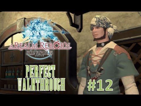Main Scenario - Final Fantasy XIV: A Realm Reborn Wiki ...