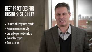Business Security Tips - Fraud In Brief