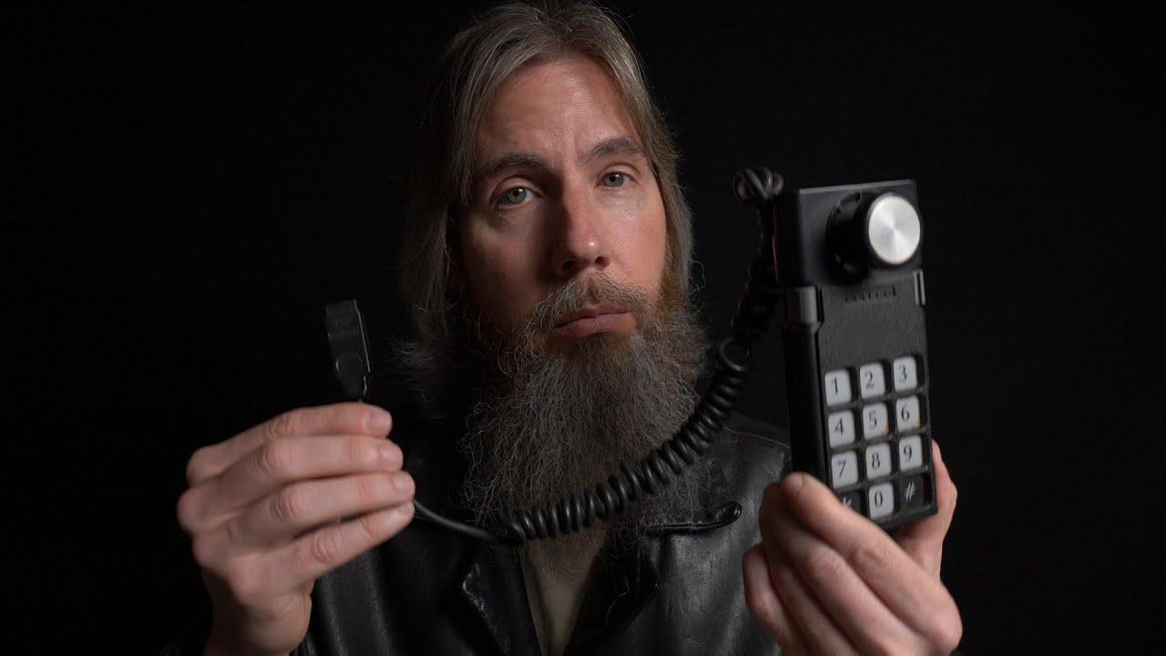 The Video Game Controller Man | ASMR