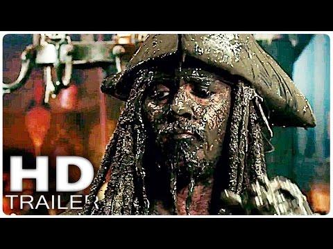 Пираты Карибского моря 5 Трейлер 3 (Русский) 2017