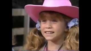 Watch Marykate  Ashley Olsen Id Like To Be A Cowboy video