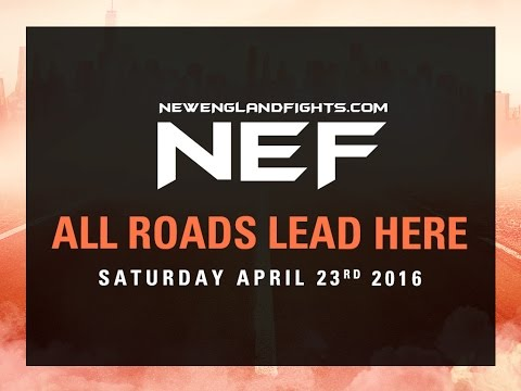 NEF Weigh In - April 22nd 2016