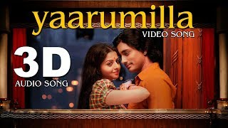 yaarumilla 3d audio song kaaviyathalaivan must use headphones tamil beats 3d