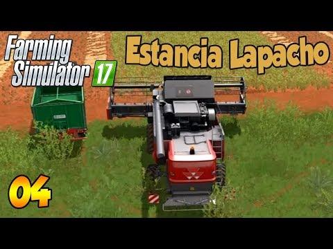 FS17 Timelapse Platinum Edition - Estancia Lapacho #4 | BROKEN CROPS???