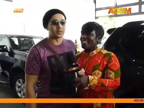 Kumkum Bhagya Characters arrive in Ghana on Adom TV (17-11-1
