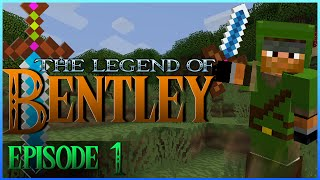 A New Hero Emerges | The Legend of Bentley | Minecraft | Ep.1