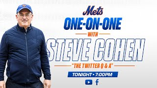 One-on-One: Steve Cohen