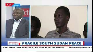 Fragile South Sudan peace | BOTTOMLINE AFRICA