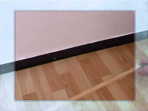 bricolage pour debutant parquet flottant youtube. Black Bedroom Furniture Sets. Home Design Ideas