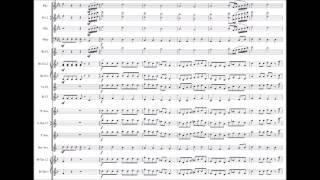 SHISHAMOの「魔法のように」を吹奏楽アレンジしてみました。 キー:E♭(...