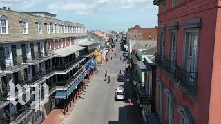 Fear and uncertainty in New Orleans: A city in the grip of coronavirus