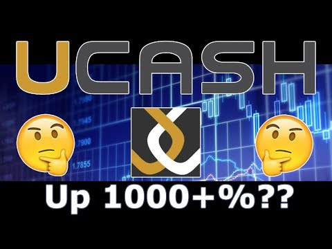 UCASH?!? Up 1000+% In One Day? Let's Have A Look!