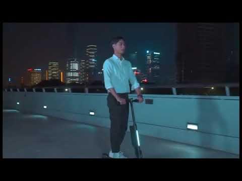 Giới thiệu xe điện Scooter X6