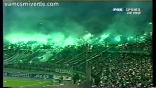 la mejor salida de la historia  los del sur   nacional vs boca júniors 4-1