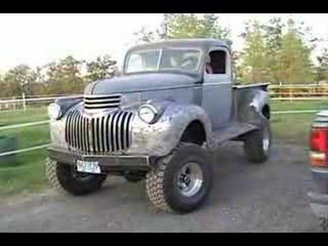 19421946 Chevrolet Pickup and Truck Repair Shop Manual