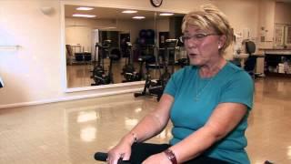 Barnsley NHS gym rehabilitation sessions