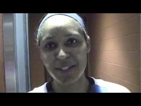 Lynx MAYA MOORE & SEIMONE AUGUSTUS on the Road to Repeat
