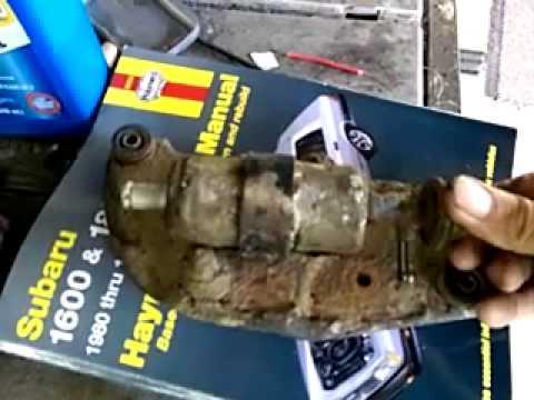 fuel pump subaru wagon