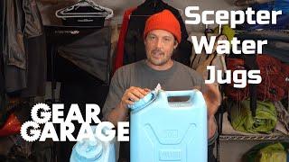 Gear Garage Ep. 143: Scepter Water Jugs