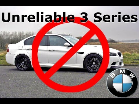 The 5 Most Unreliable BMW 3 Series Models You Can Buy