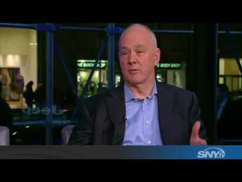 Sandy Alderson talks 2017 New York Mets