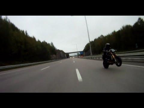 Download Ghostrider - Hayabusa Turbo 499bhp! 354 kmh wheelie top speed! - Howling GSXR Exhaust - Monster Busa