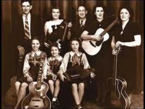 The Carter Family On Border Radio - Medley No.1 (1939).