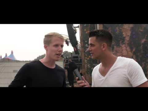 Interview Jay Hardway met DJ Mag NL