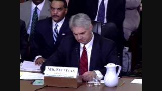[HD] US Secret Service Director Mark J. Sullivan Congressional Testimony 3/12/09