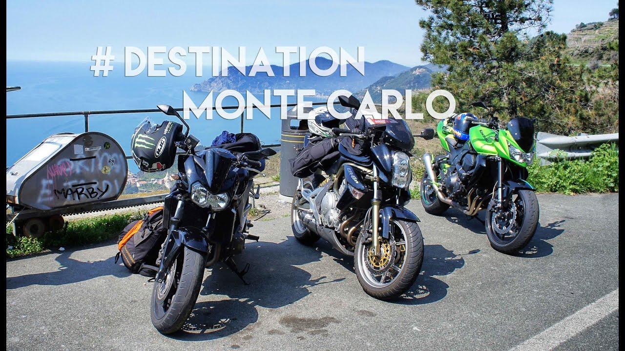 Viaggio In Moto Motorcycle Tour In Italy Monaco France 2013