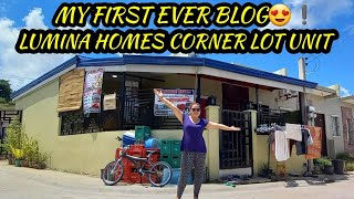 LUMINA HOMES CORNER LOT UNIT/SHARING TIPS AND IDEA ABOUT INTERIOR DESIGNS OF 54SQUARE METER