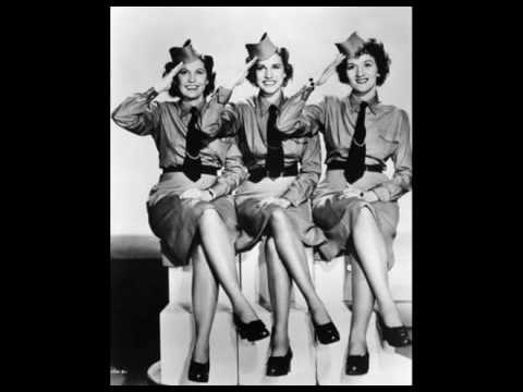 The Andrew Sisters - South American Way