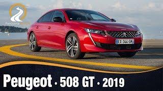 Peugeot 508 GT 2019 | Información Review Español
