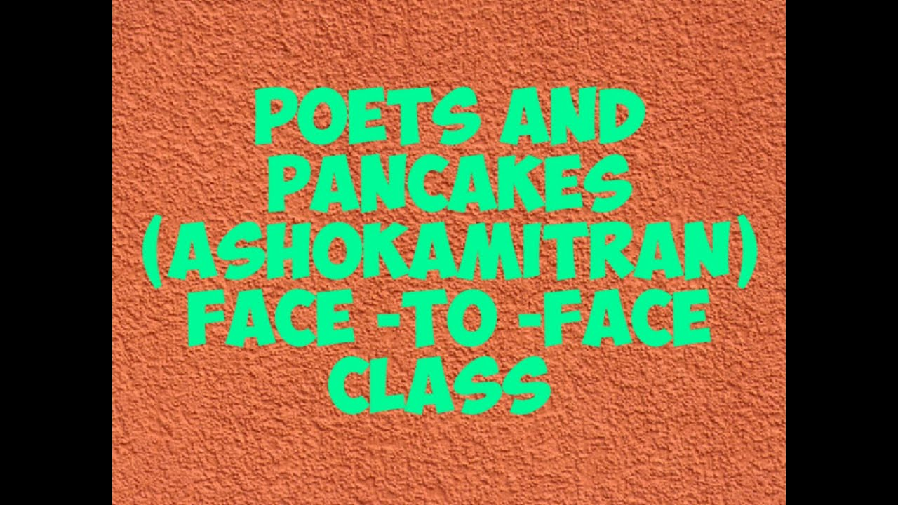 poets and pancakes