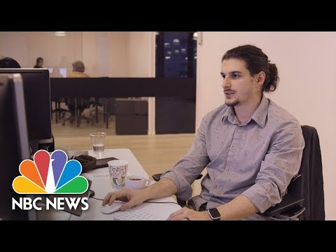 Immigration Uncertainty Has America's Tech Workers Fleeing To Canada | NBC News