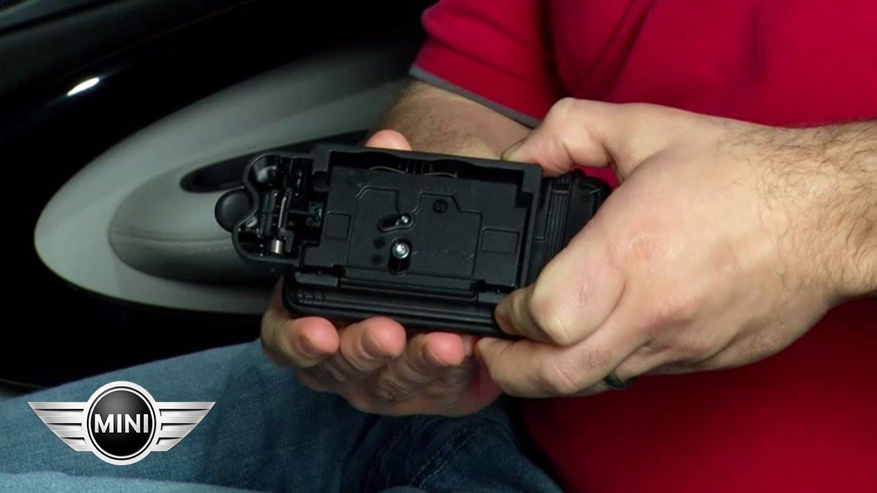 Mini Usa Mini Paceman Mini Countryman Iphone Adapter