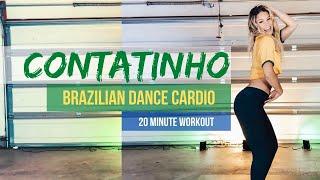 CONTATINHO: Brazilian Samba Dance Cardio