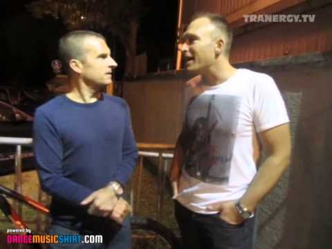 Tranergy.TV Interview mit DJ Dean @ Technoclub Frankfurt