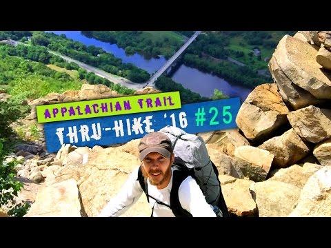 Appalachian Trail Thru-Hike 2016 #25 - Palmerton, PA to Delaware Water Gap, PA