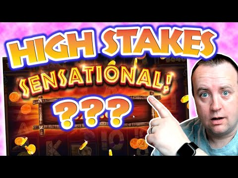 CRAZY HIGH STAKES SLOTS