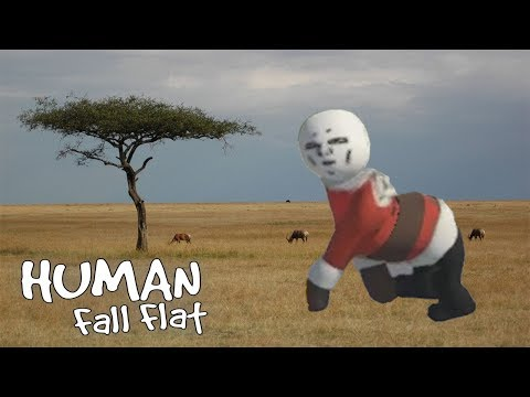 Human Fall Flat: Climbing Even Higher