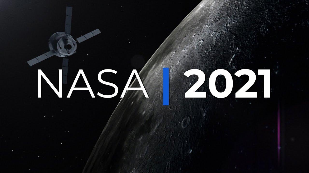 NASA 2021: Let's Go to the Moon - NASA