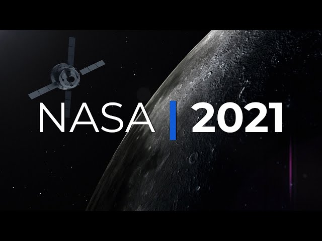 NASA 2021\: Let\'s Go to the Moon