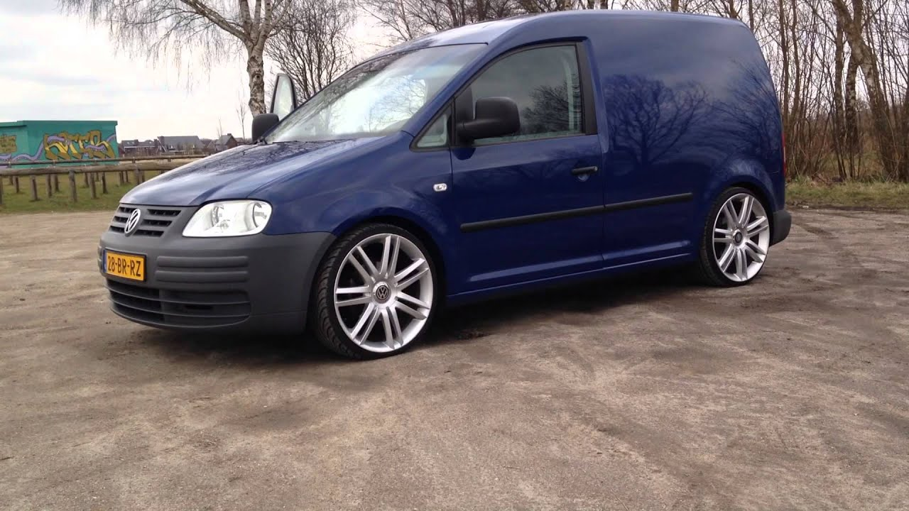 vw caddy 1 9 tdi on streetcustoms v2 airride suspension. Black Bedroom Furniture Sets. Home Design Ideas