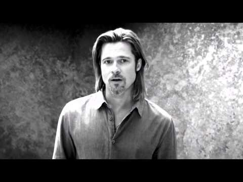 Chanel No 5 Brad Pitt
