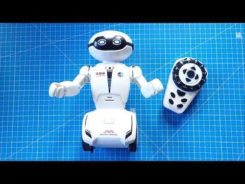 Introducing Silverlit Robot: POKIBOT | FunnyCat.TV
