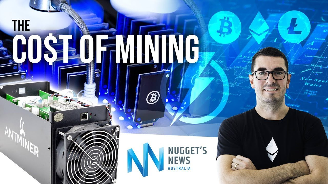 conduct cryptocurrency mining